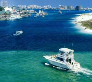 Destin's emerald Waters
