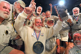 Hemingway Look Alike Contest in Key West