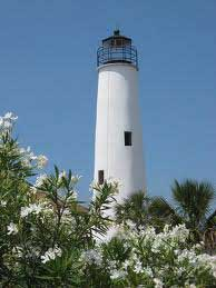 St George island Light