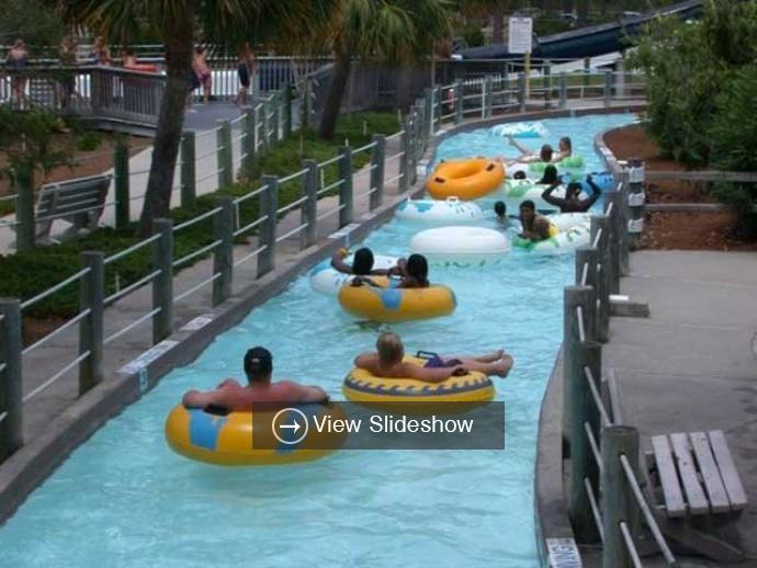 Shipwreck Island Waterpark Type 12201 Hutchison Boulevard 32407 Panama City Beach Fl