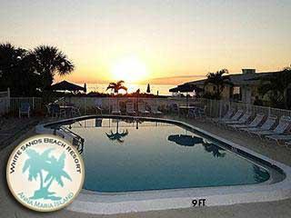 White Sands Beach Resort Holmes Beach Flroida