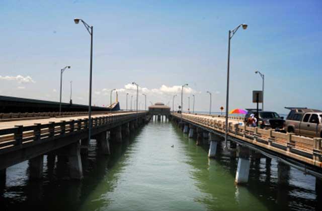 Skyway fishing pier state park 2fla florida 39 s vacation for Skyway fishing pier state park