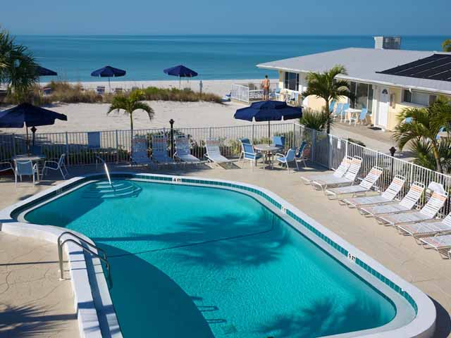 White Sands Beach Resort Anna Maria